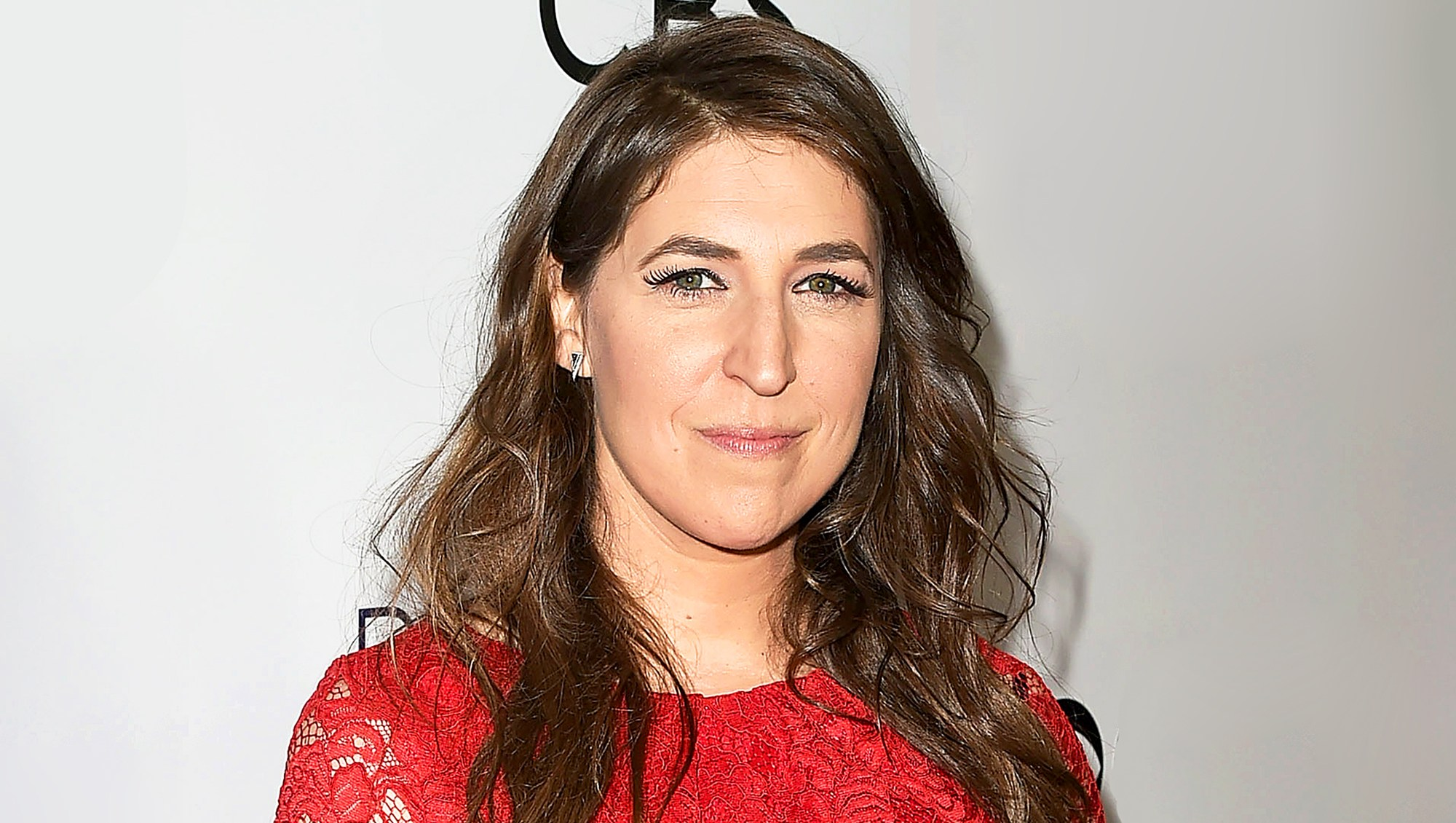 Mayim Bialik attends the People's Choice Awards 2017 at Microsoft Theater in Los Angeles, California.